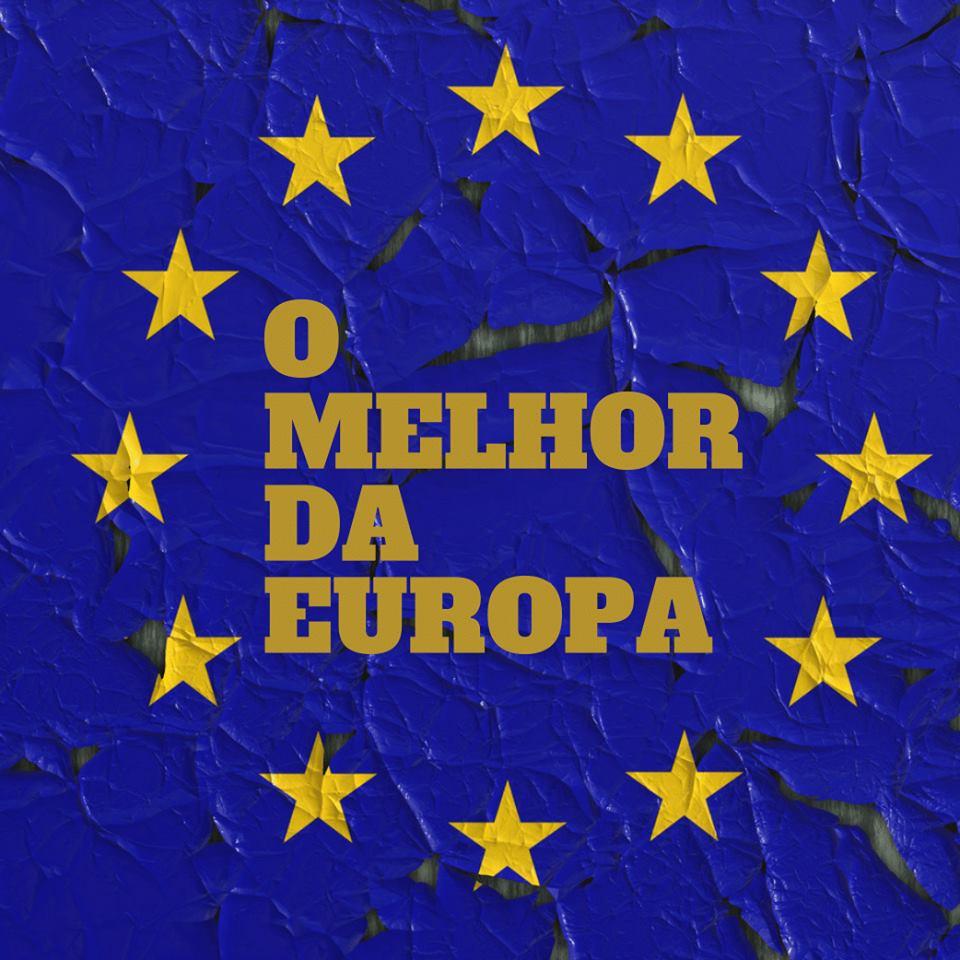 O MELHOR DA EUROPA